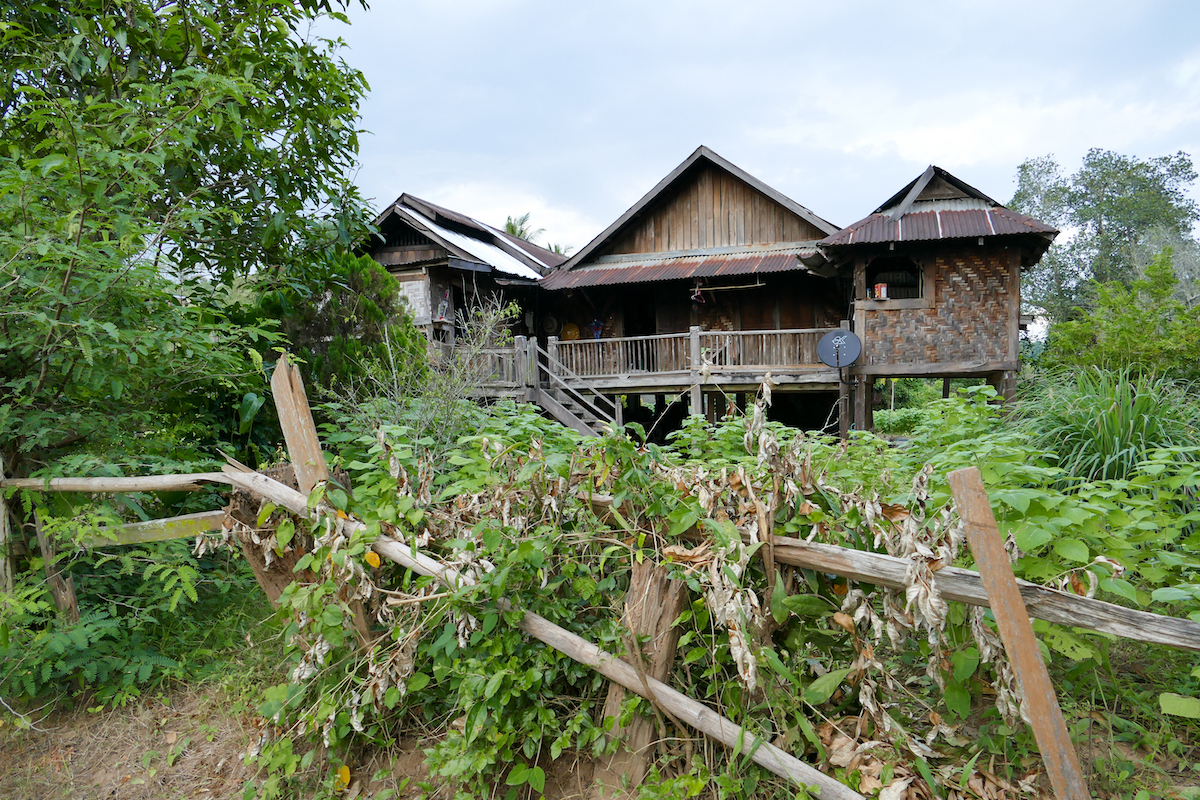 Shan State, Hsipaw, Shan Dorf
