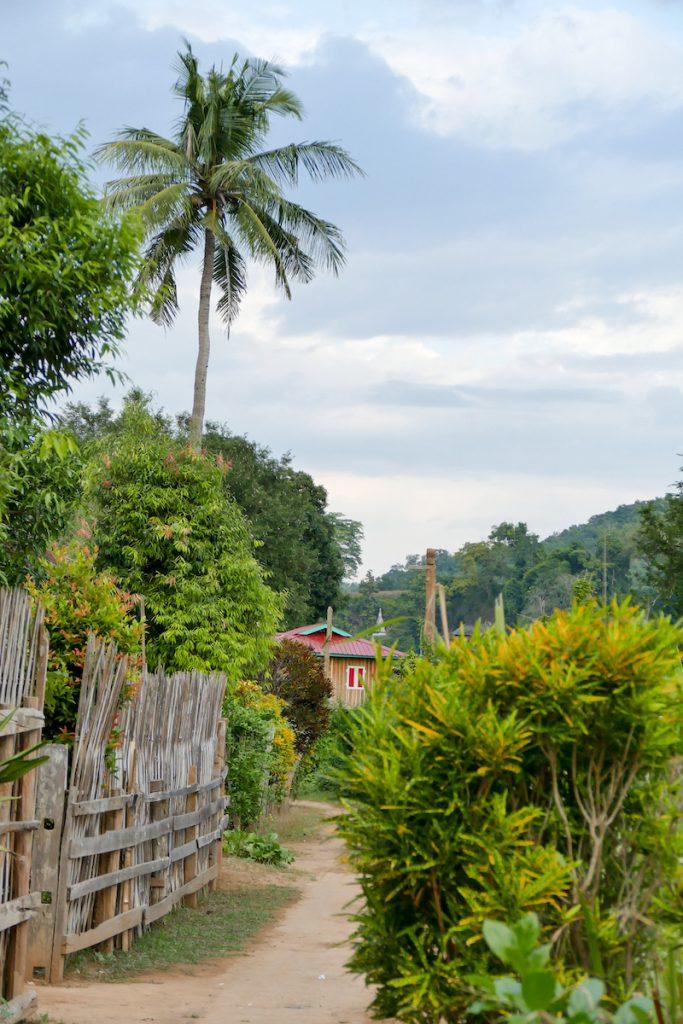 Shan State, Hsipaw, idyllisches Shan Dorf