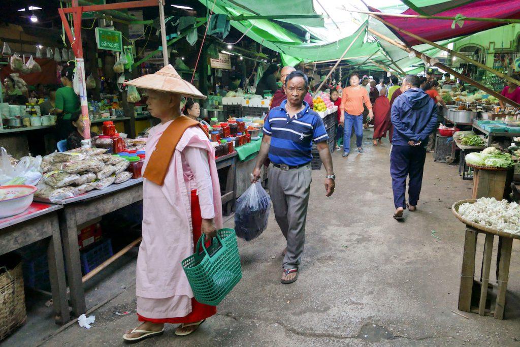 Shan State, Lashio, es gibt so viel zu sehen und zu kaufen