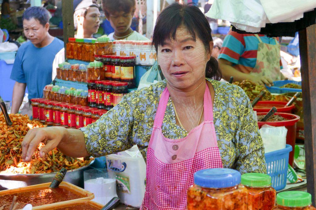 Shan State, Lashio, es gibt viel zu entdecken