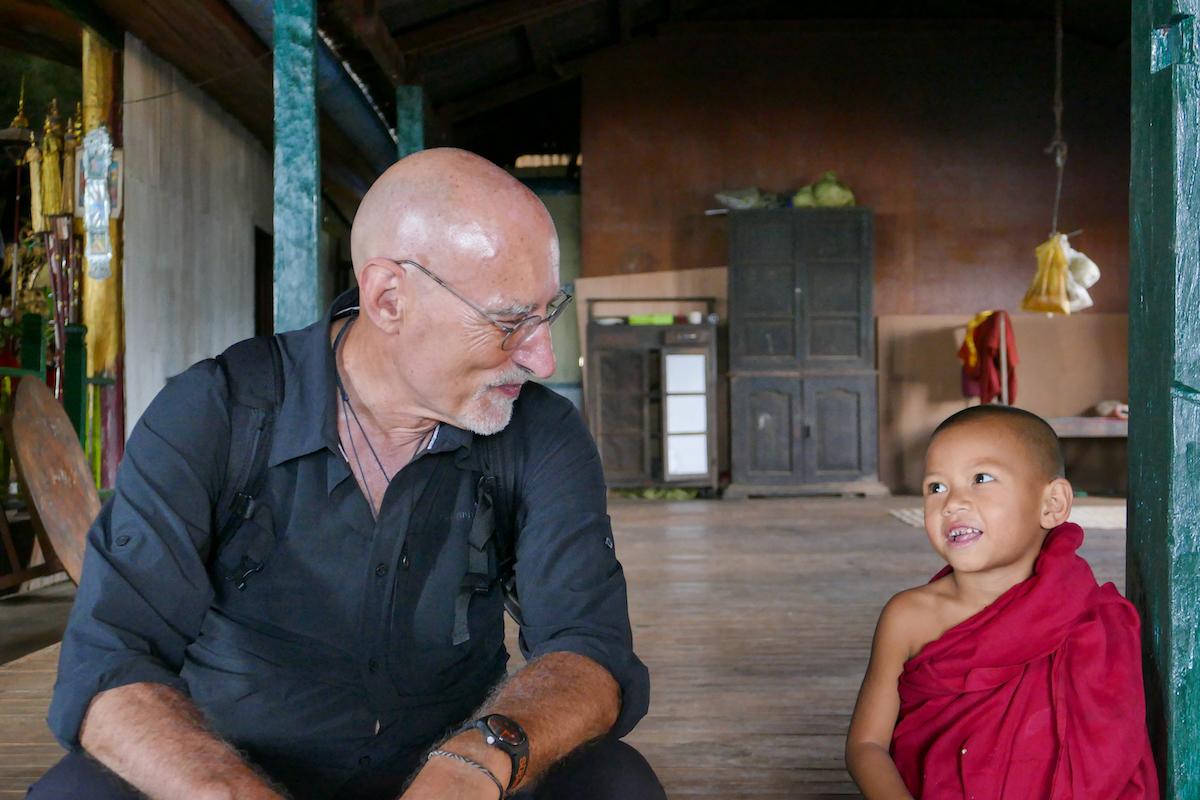 Shan State, Man Loi, Aras und der kleine Moench