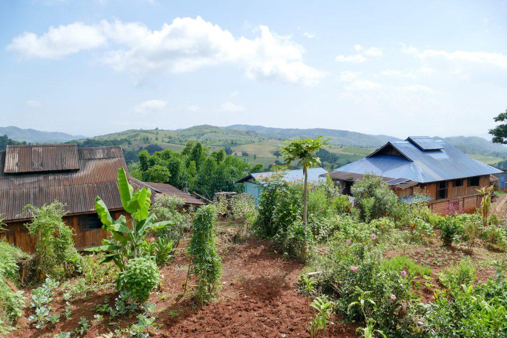 Shan State, Man Loi, schoen ist es hier