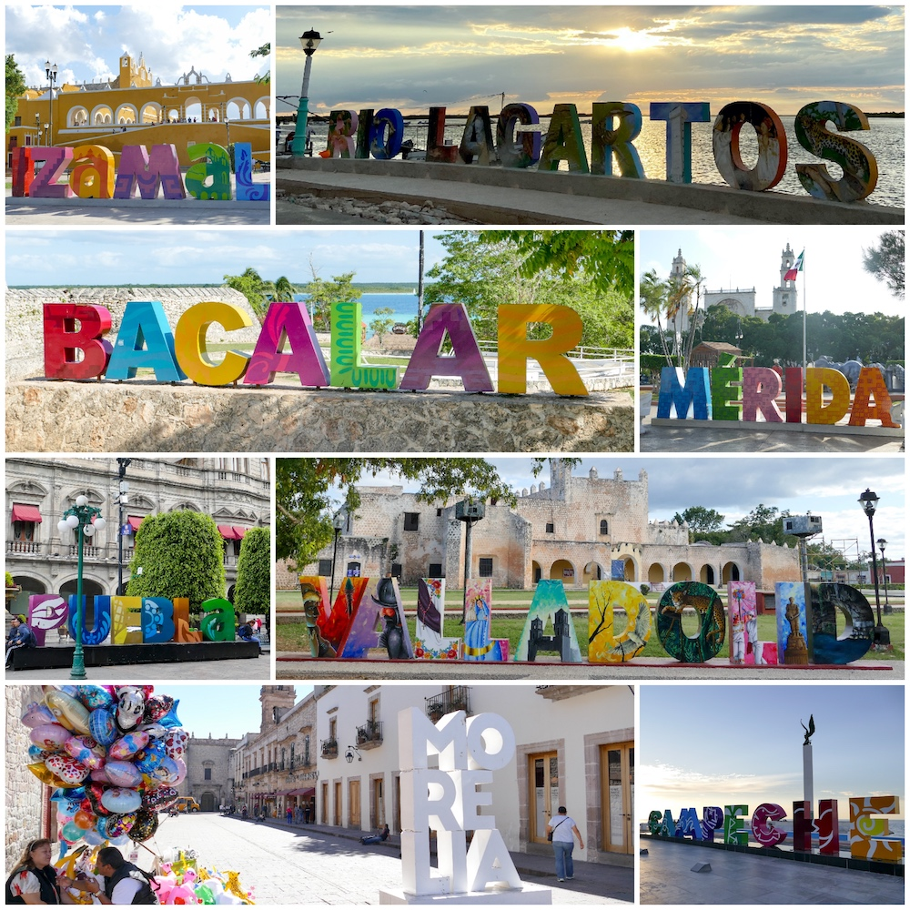 Städte Mexiko