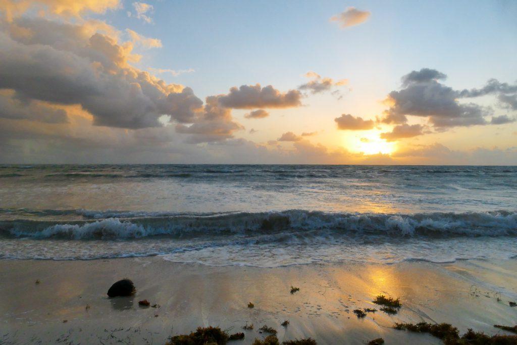 Strand von Mahahual