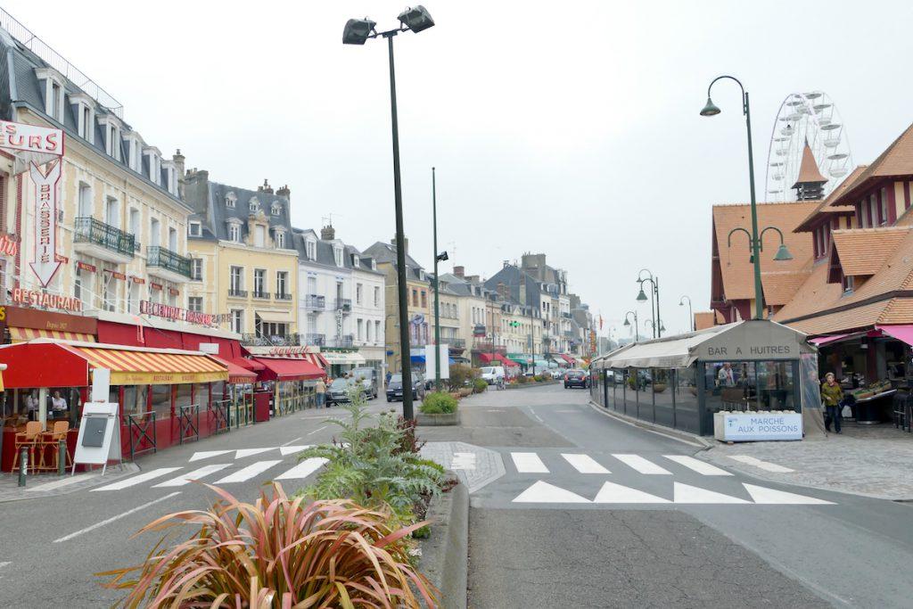 Trouville, Boulevard Fernand Moureaux