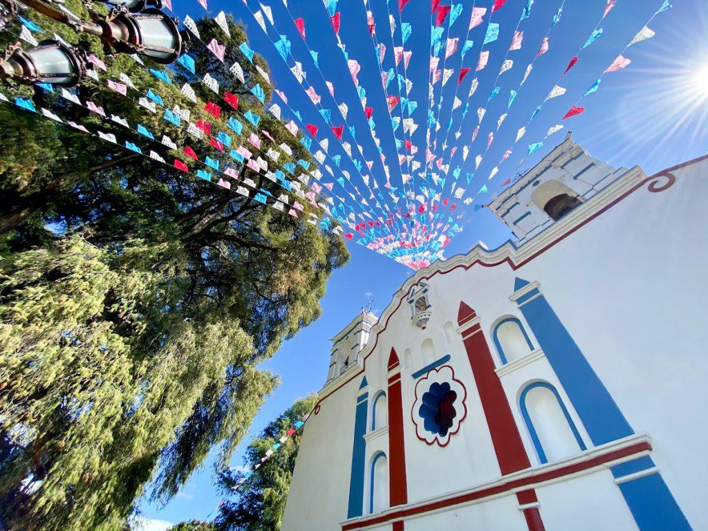 Tule, Kirche Santa Maria de la Asuncion