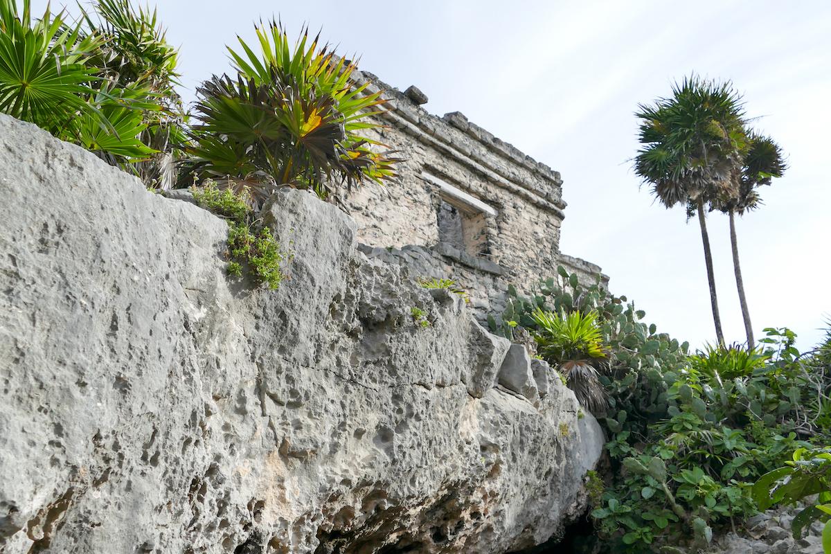 Tulum, Haus mit Cenote