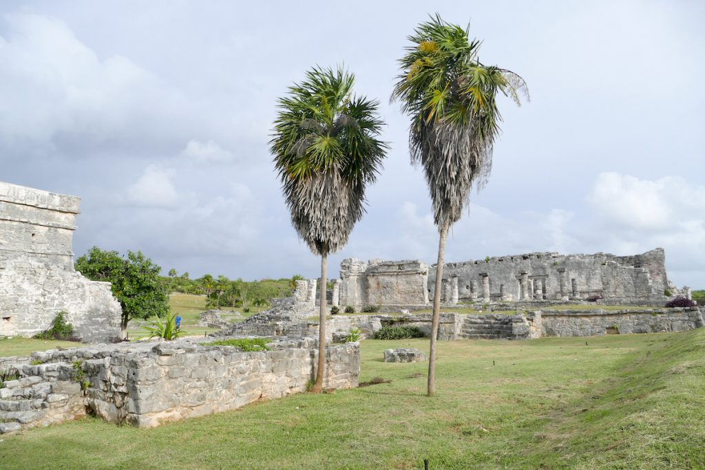 Tulum, Palace of the Great Lord