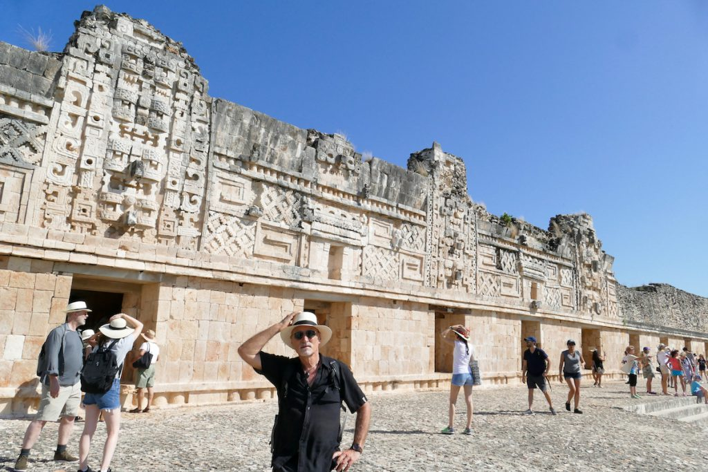 Uxmal, Nonnenviereck, Nunnery Quadrangle