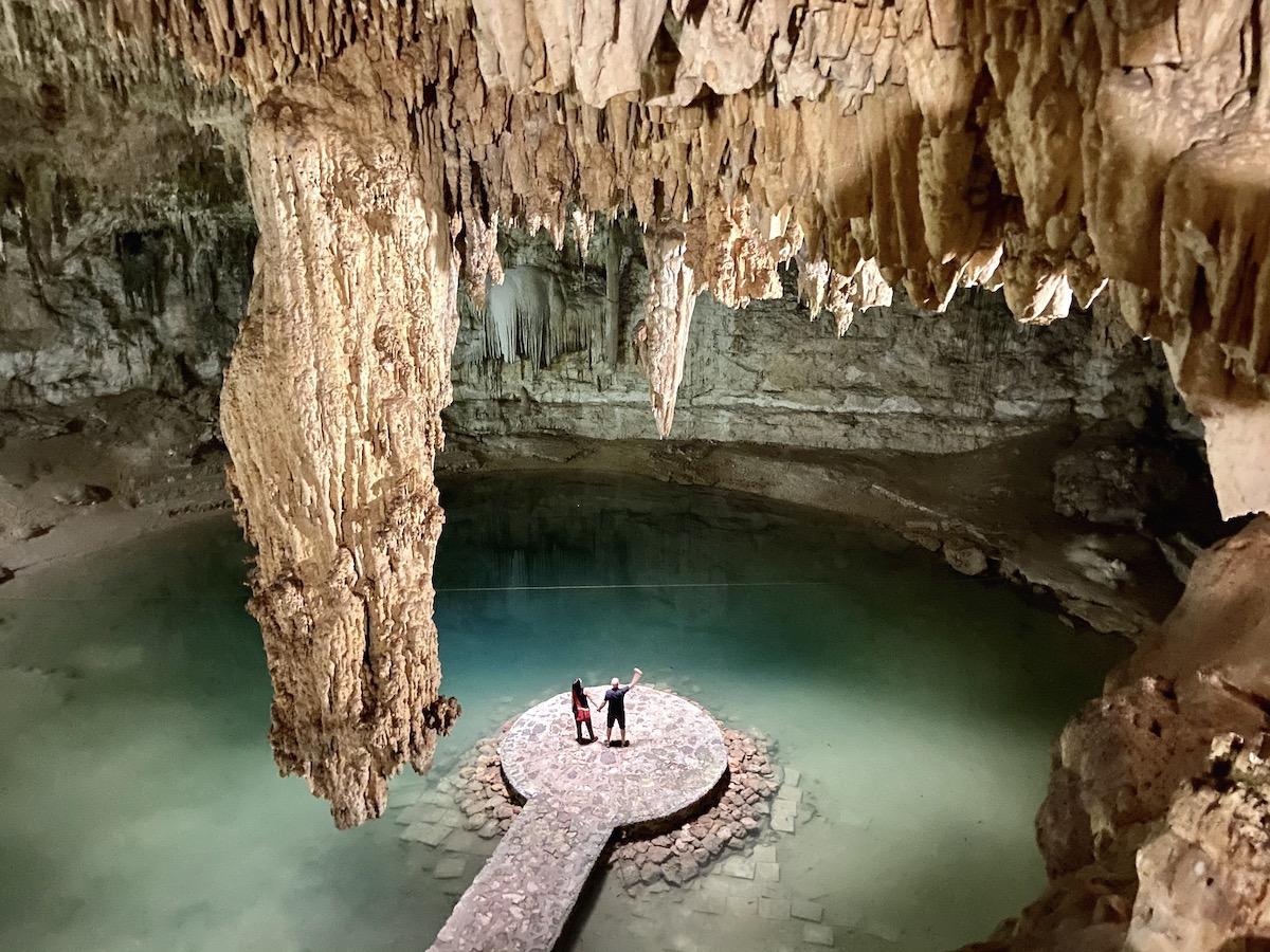 Vailladolid, Cenote Suytun
