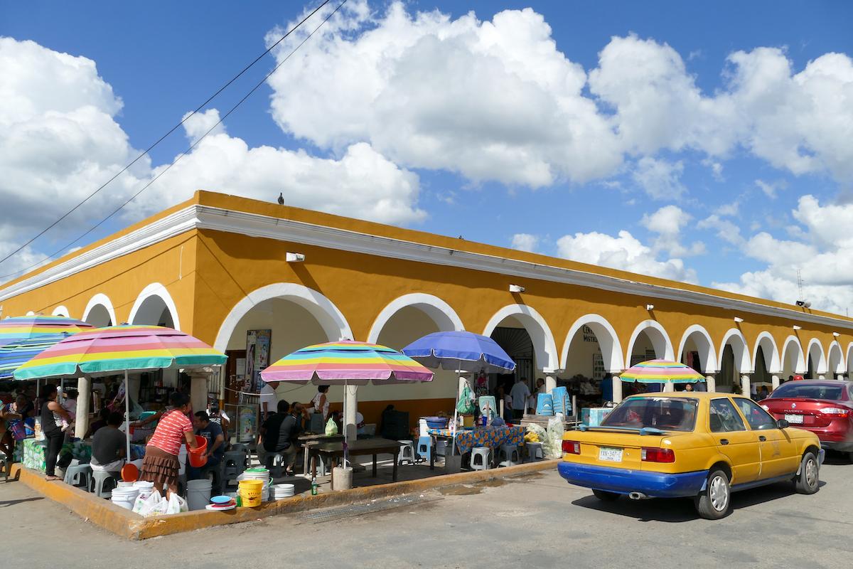 Valladolid, der Markt