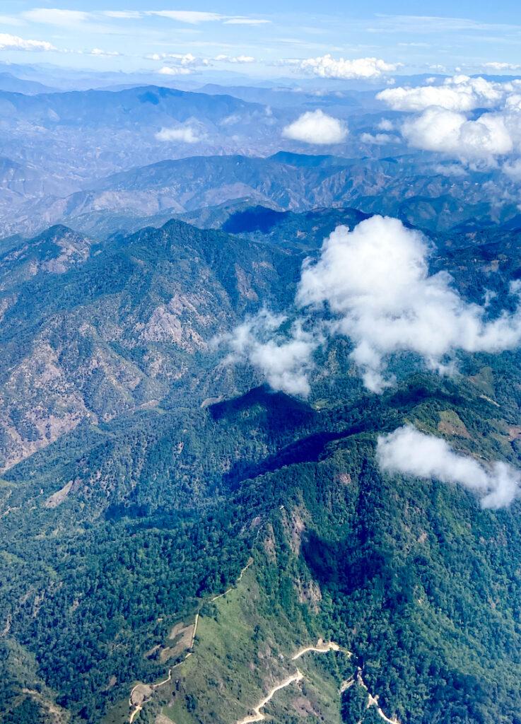 Wir fliegen nach Puerto Escondido